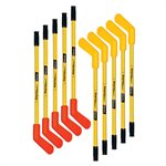 10 bâtons de hockey DOM Supersafe