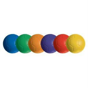 6 ballons de soccer en mousse Speedskin, #4