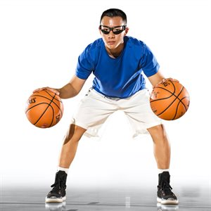 Dribbling goggles Spalding®