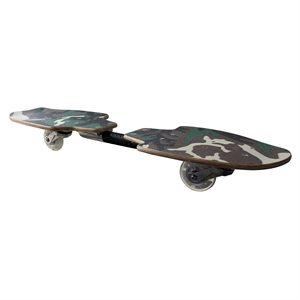 Planche de Waveboard en bois