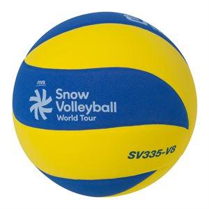Ballon de volleyball de neige officiel FIVB