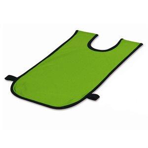 Dossard en polyester, 2-5 ans, vert