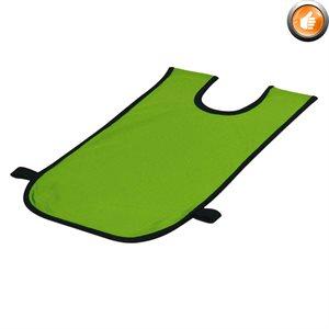 Dossard en polyester pour 2-5 ans, vert