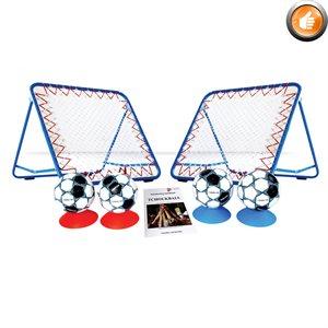 Ens. de tchoukball: 2 buts, 4 ballons + 1 manuel