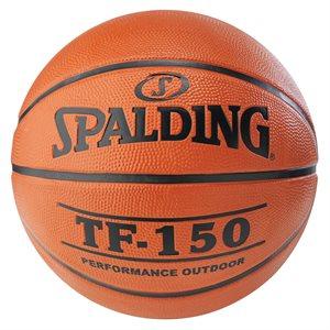 Ballon de basketball Spalding en caoutchouc