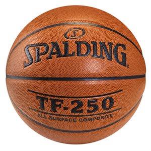Ballon de basketball Spalding TF-250