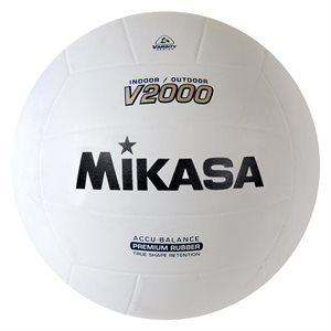 Ballon de volleyball Accu-balance rev.caoutchouc