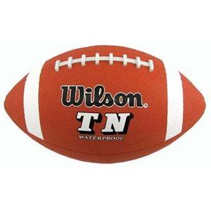 Ballon de football de caoutchouc Wilson, JR
