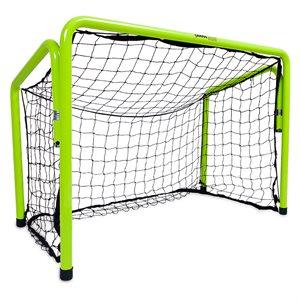 Cage de but en acier avec filet, 40cmx60cm