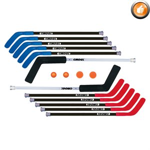 Ensemble de hockey DOM Excel 45""